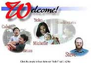 Family Web Site '97